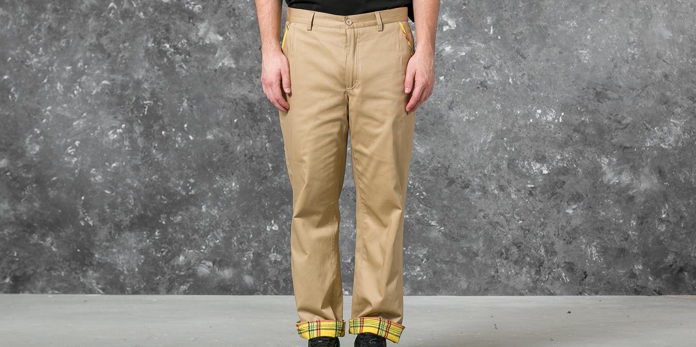 Footshop POINT OF VIEW Pants Nude/ Yellow za skvělou cenu 1 390 Kč koupíte na Footshop.cz