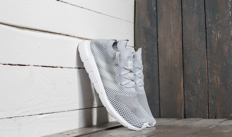 adidas Swift Run Primeknit W Grey Two/ Ftw White/ Grey Four