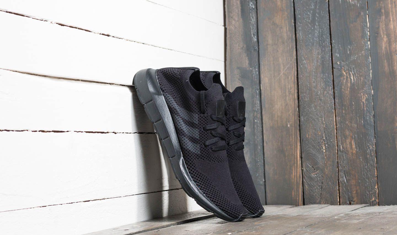 3290ce947 adidas Swift Run Primeknit Core Black  Grey Five  Core Black