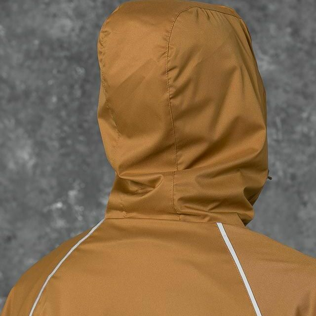 Stüssy 3M Piping Pullover Bronze, Brown