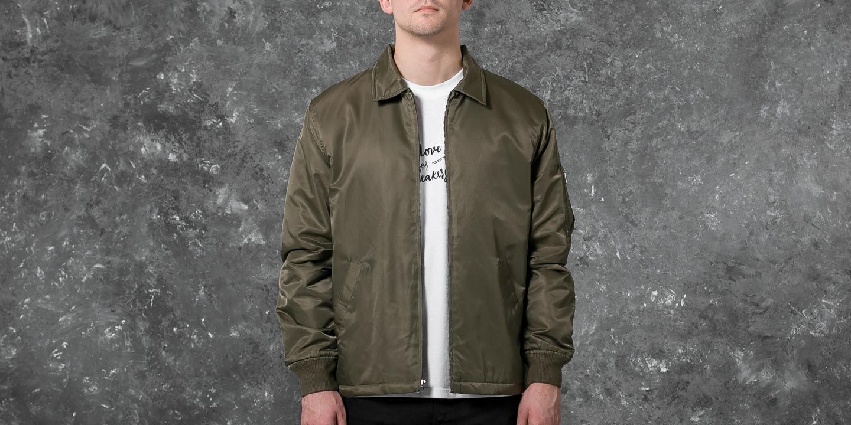 Stüssy Flight Jacket Olive za skvělou cenu 2 690 Kč koupíte na Footshop.cz