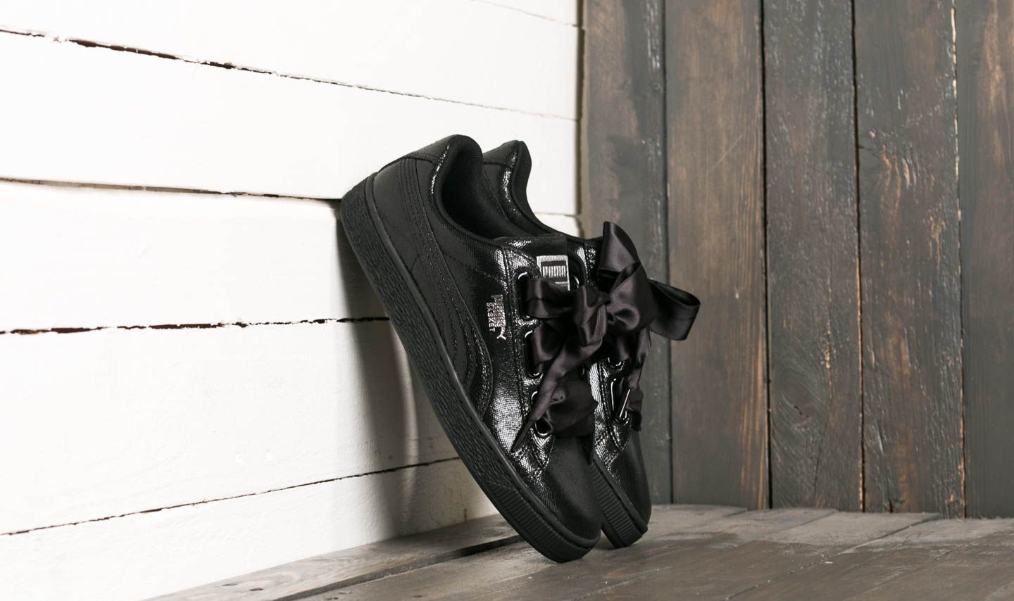 Puma Basket Heart NS Wn's Puma Black-Puma Black