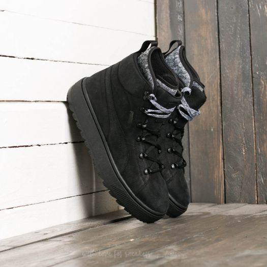 Sacrificio Resbaladizo persona que practica jogging  Men's shoes Puma Ren Boot Trapstar Puma Black/ Puma Black | Footshop