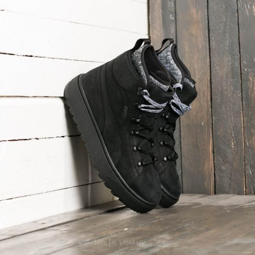 Puma Ren Boot Trapstar Puma Black Puma Black | Footshop