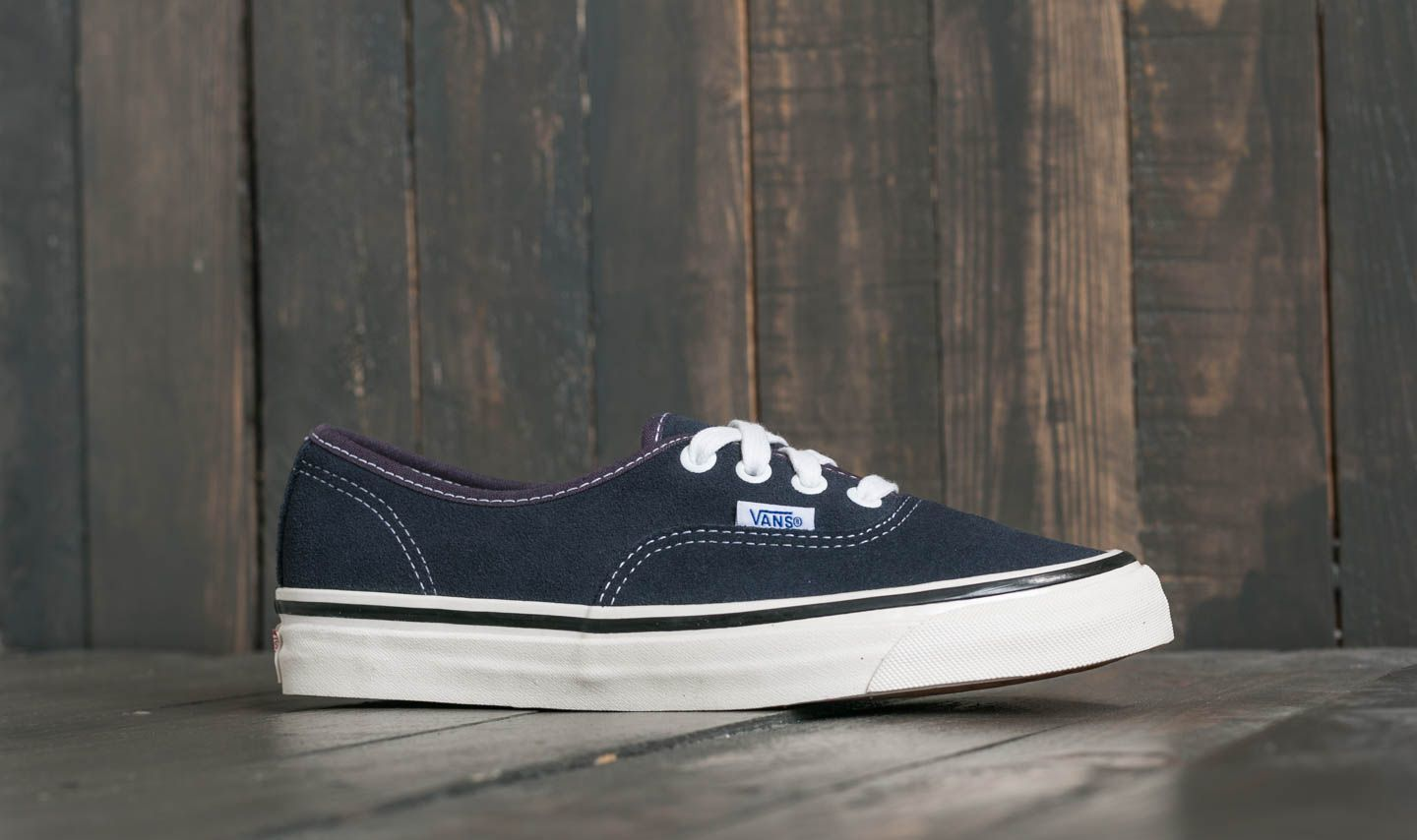 Vans Authentic 44 DX (Anaheim Factory) Navy at a great price £32 buy 9ffbd2bcc71d