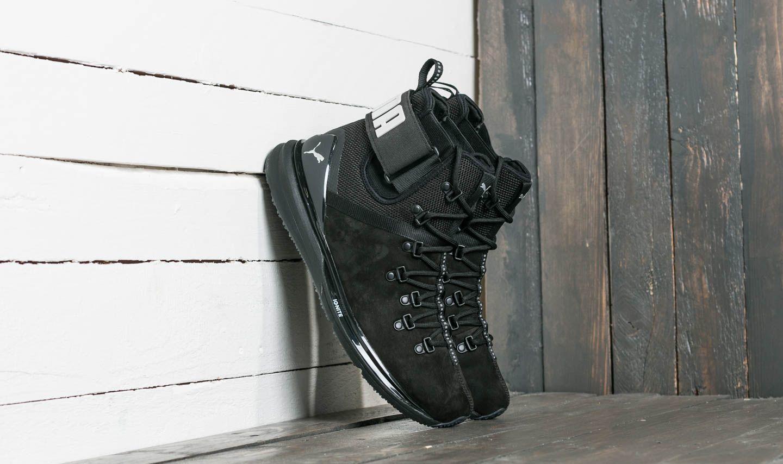 6c3e23694d77 Puma Ignite Limitless Boot Leather Puma Black  Puma Black