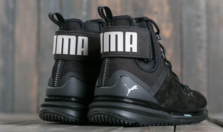 huge selection of d94ac 03871 Puma Ignite Limitless Boot Leather Puma Black/ Puma Black ...