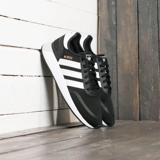 adidas N 5923 Core Black Ftw White Grey One | Footshop