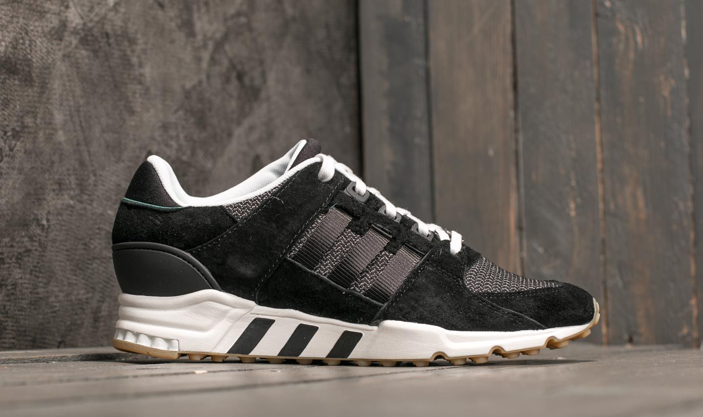 best sneakers 55e20 8f58d adidas EQT Support RF W Core Black Core Black Sub Green at a great