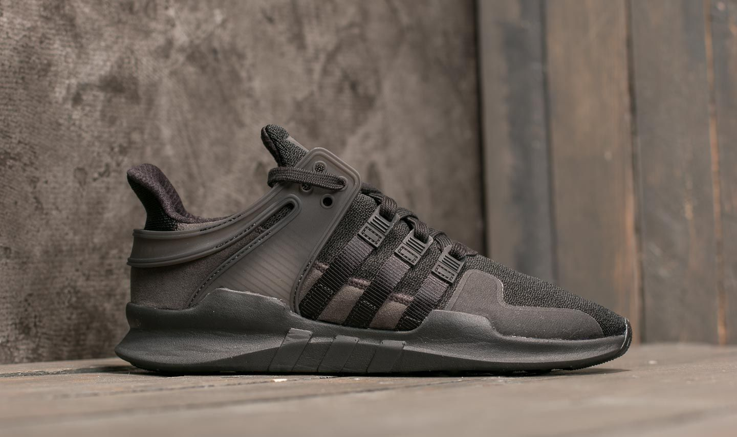 ... adidas EQT Support ADV Core Black Core Black Ftw White at a great price  ... 4d6853c68