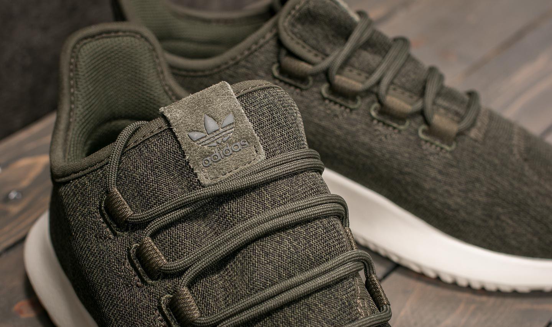 adidas tubular shadow khaki