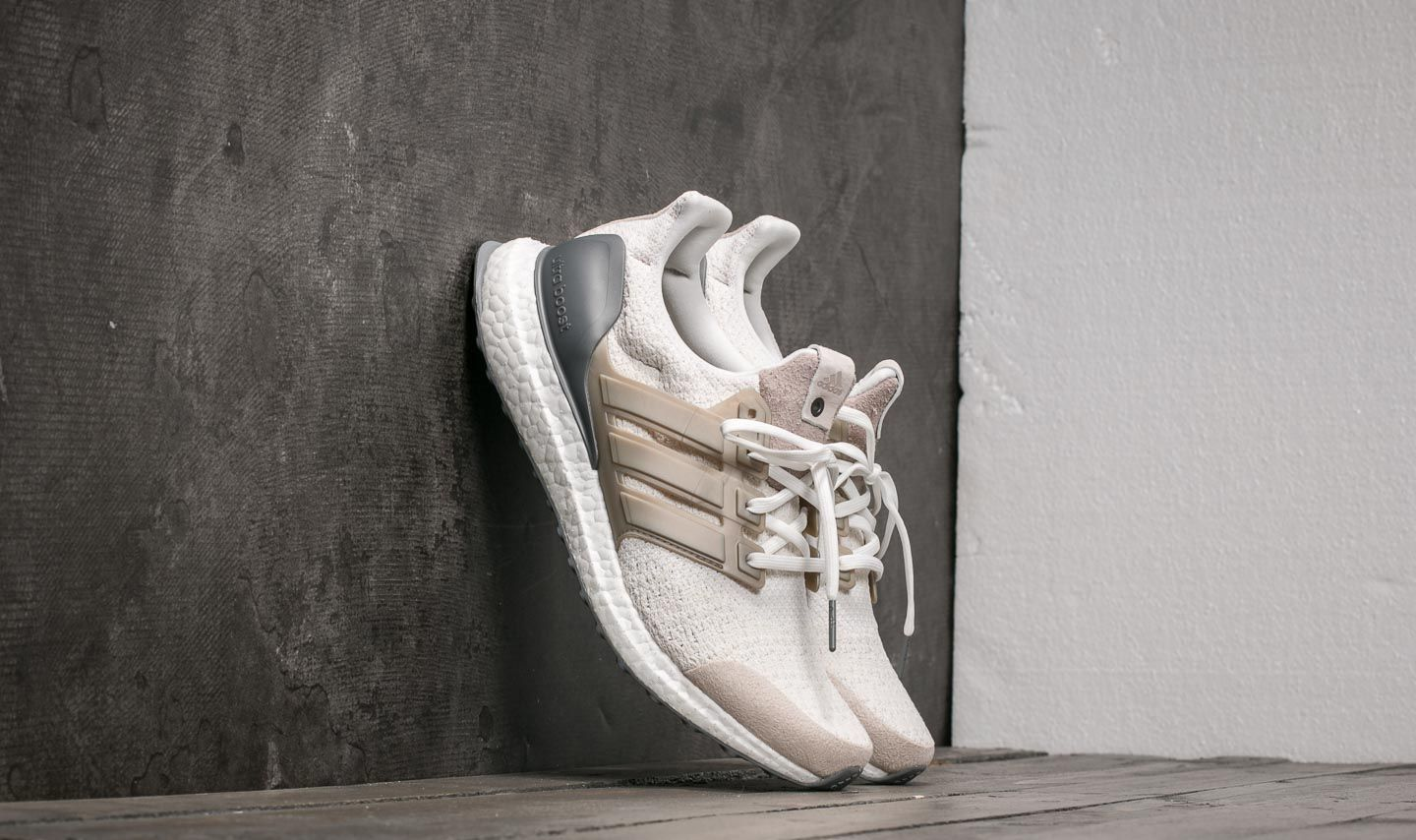 adidas Consortium UltraBoost Lux Vintage White