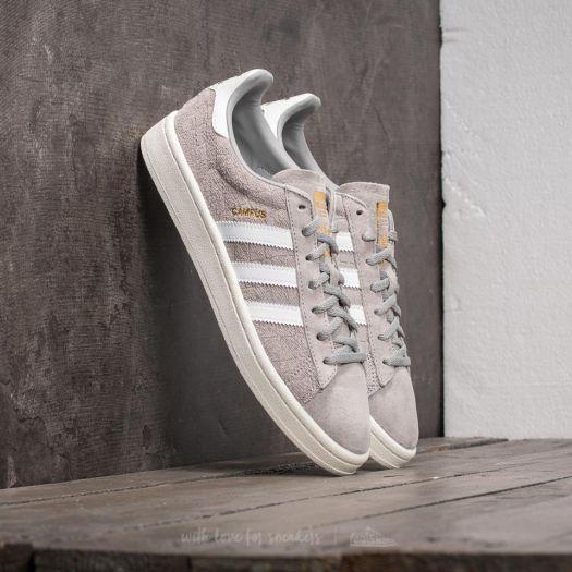 adidas Campus W Mgh Solid Grey Ftw White Gold Metallic