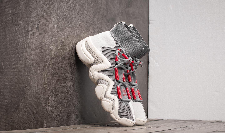 pretty nice 7be40 90c6b adidas Consortium Workshop AD Crazy 8 Grey Four Power Red Sesame