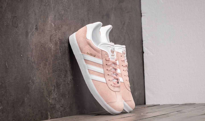 adidas Gazelle Vappnk/ White/ Gold Metalic za skvělou cenu 1 340 Kč koupíte na Footshop.cz