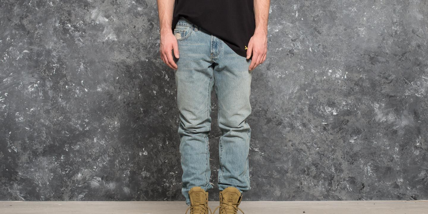 e20fb165372 Puma x XO Denim Pants Bleached Denim at a great price 136 € buy at Footshop