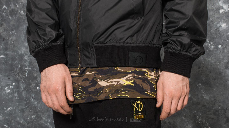 baf9281dd PUMA x XO Nylon Bomber Puma Black | Footshop