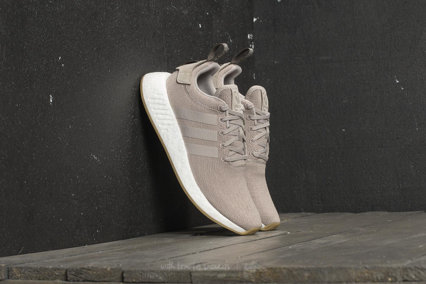 97226d77b9476 adidas NMD R2 Vapor Grey  Vapor Grey  Tech Earth