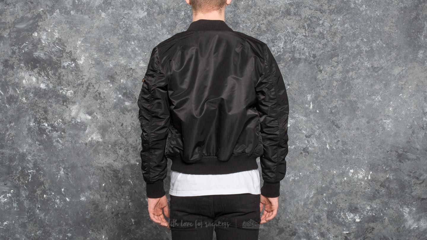8e4f56f98 Alpha Industries MA-1 VF 59 03 Black | Footshop
