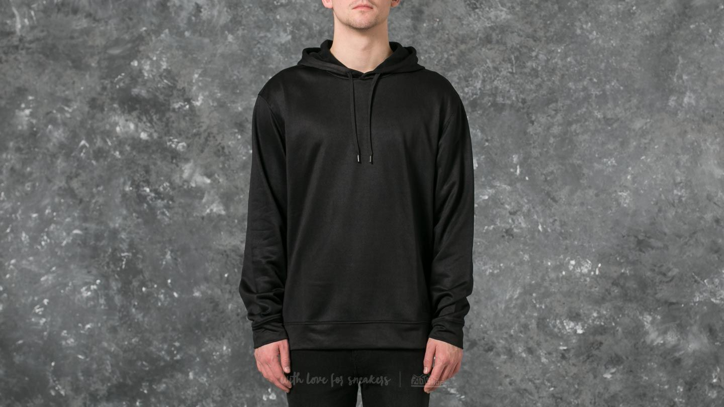 eba6ad9f9 Cheap Monday Pullover Hood Sweatshirt Black | Footshop