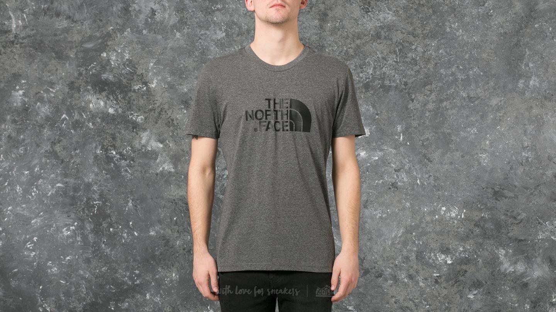 The North Face Short Sleeve Easy Tee Tnf Medium Grey Heather za skvělou cenu 790 Kč koupíte na Footshop.cz