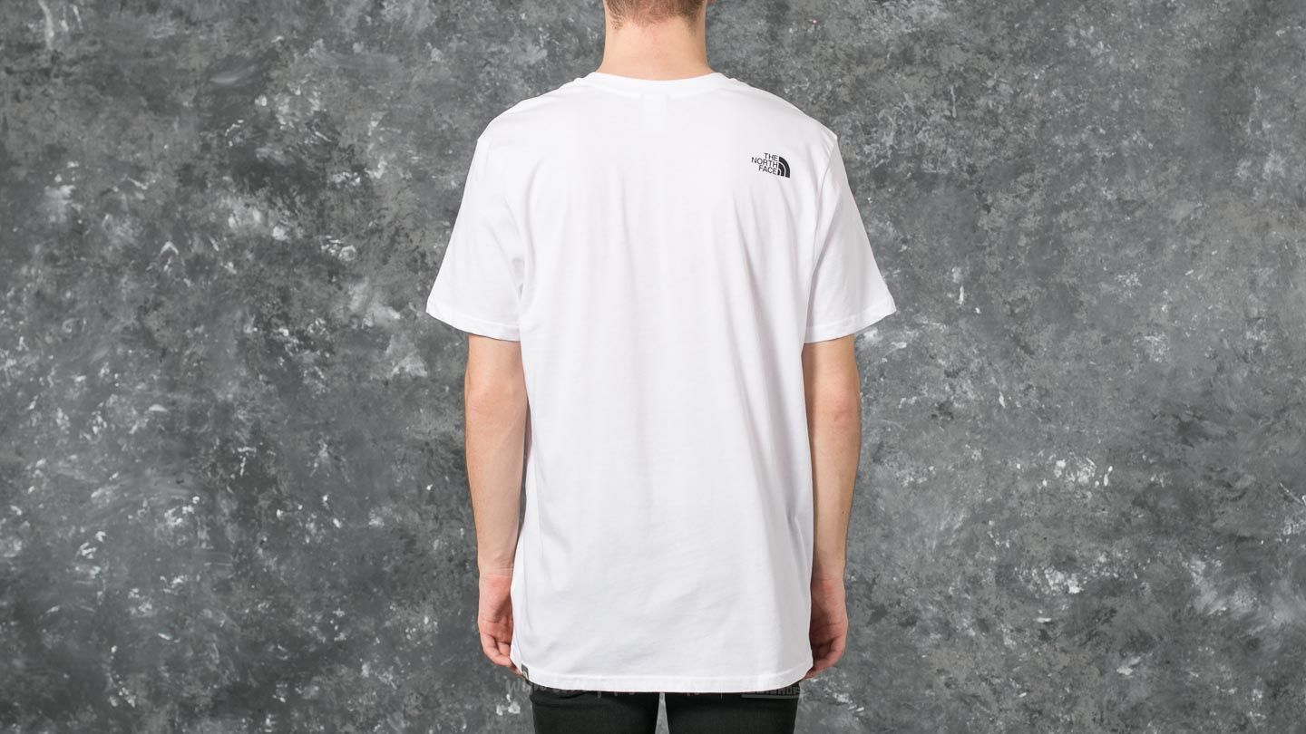 a4cc1564 The North Face M Short Sleeve Simple Dome Tee White at a great price $26 buy