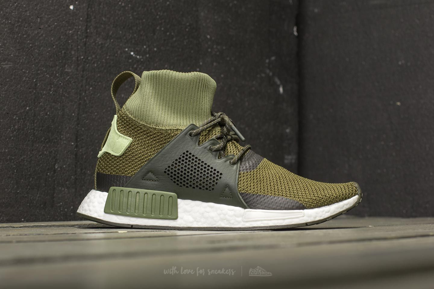 f15dbf1d0 adidas NMD XR1 Winter Olive Cargo  Night Cargo  Umber at a great price 110 €
