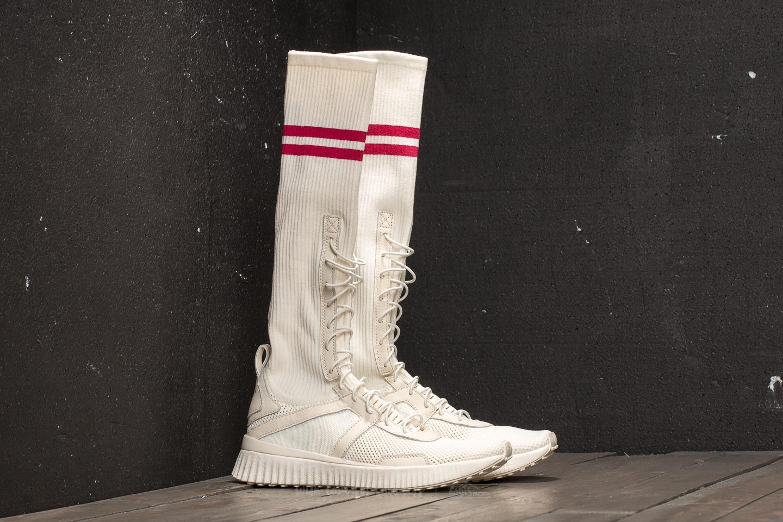best service d7127 2765b Puma Fenty X Rihanna Trainer Hi Vanilla Ice-Red Bud | Footshop