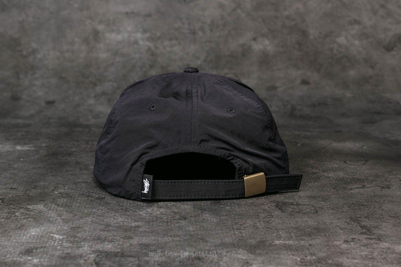 b96dd8b1e38 Stüssy Stock Label Strapback Cap Black at a great price 19 € buy at Footshop