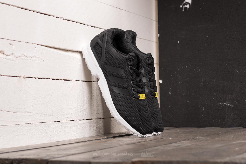 adidas ZX Flux Black1/Black1/White za skvělou cenu 2 590 Kč koupíte na Footshop.cz