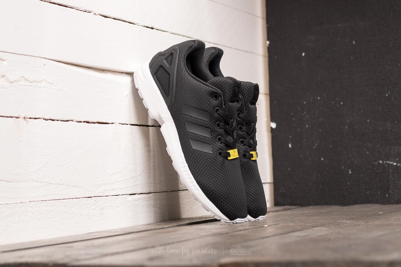 acheter en ligne cdd76 8237e adidas ZX FLUX K Black/Black/Ftwwht | Footshop