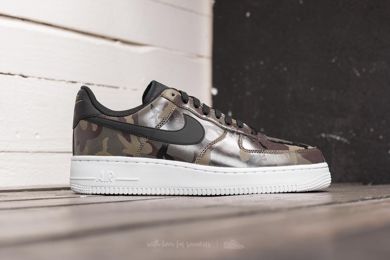 Nike Air Force 1 '07 LV8 Medium Olive Black | Footshop