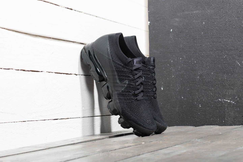 Nike Wmns Air Vapormax Flyknit Black  Black-Anthracite-White  8d6c8f36e3b