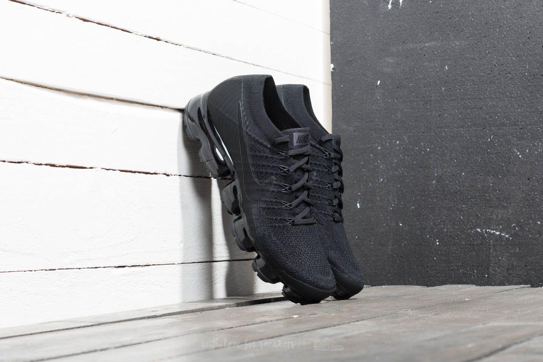 cdf954767a641 Nike Air Vapormax Flyknit Black  Black-Anthracite-White