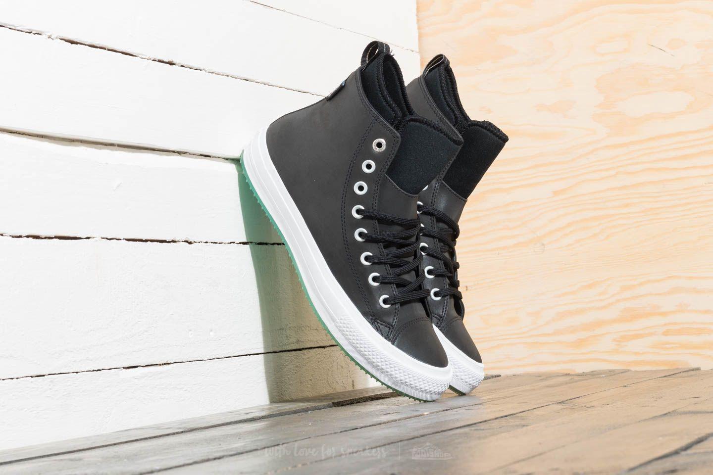 Converse Chuck Taylor All Star Waterproof Boot Hi Black/ Light Aqua/ White za skvělou cenu 1 316 Kč koupíte na Footshop.cz