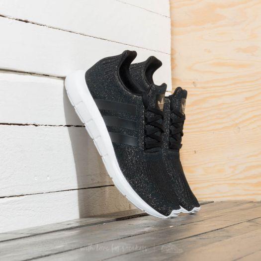 adidas swift run black womens