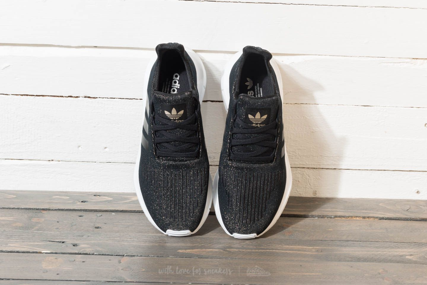 adidas Swift Run W Core Black  Core Black  Ftw White at a great price a7746f9aa2