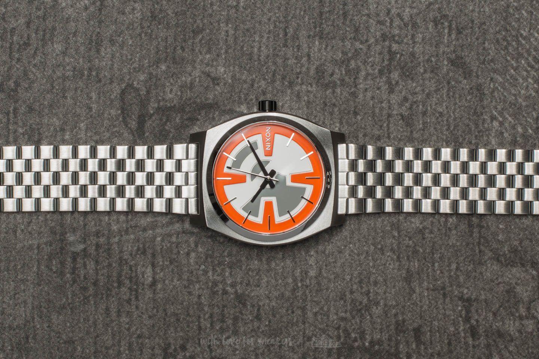 Nixon x Star Wars Time Teller BB-8 Orange/ Black