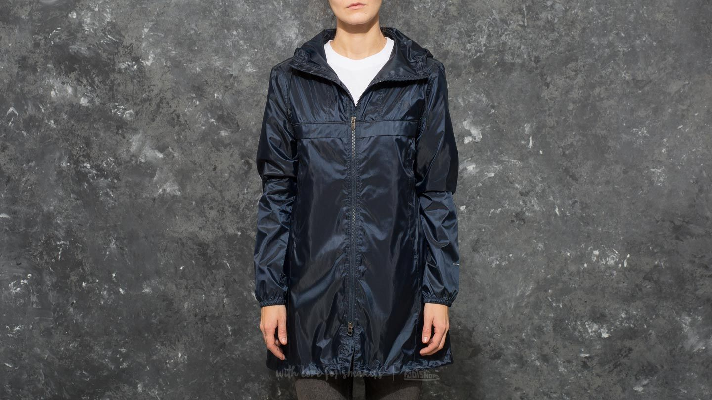 The North Face W Cagoule Light Parka Urban Navy