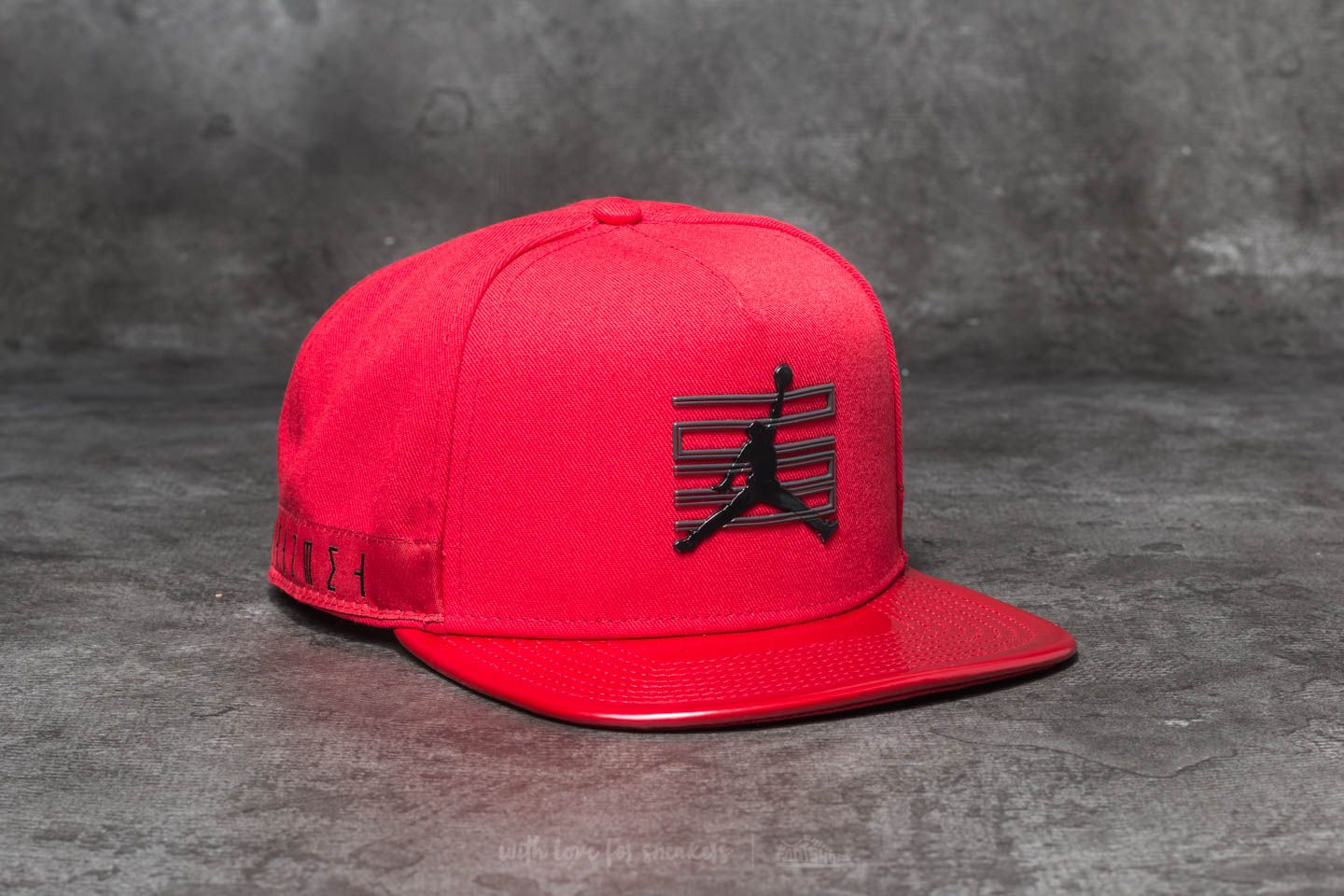 fec45e23c8e ... discount code for jordan 11 snapback gym red gym red black c19c0 34f2c