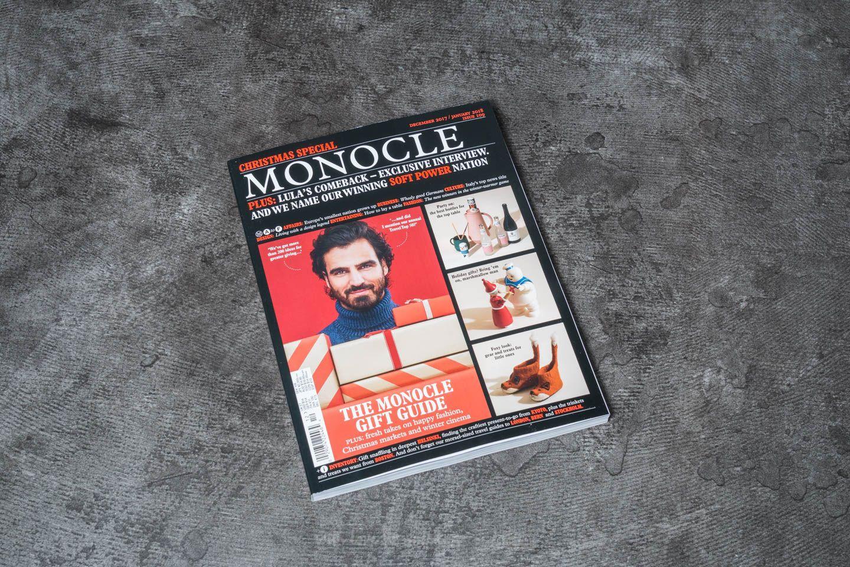Monocle Christmas Special Magazine December 2017/ January 2018 za skvelú cenu 4 € kúpite na Footshop.sk
