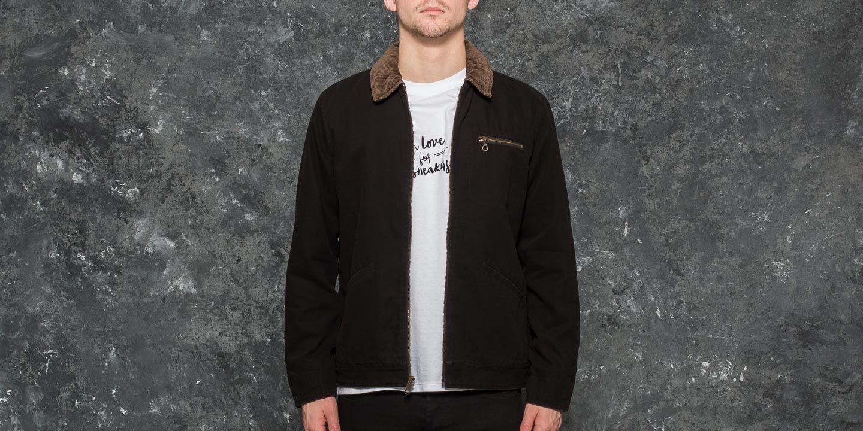 HUF JD Work Jacket Black za skvělou cenu 1 590 Kč koupíte na Footshop.cz