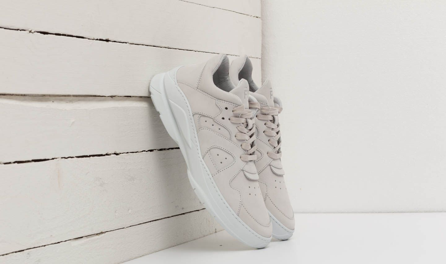 Filling Pieces Denver Tracking Cosmo Flash All White