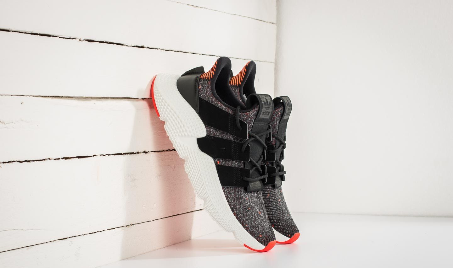 adidas Prophere Core Black/ Core Black/ Solid Red