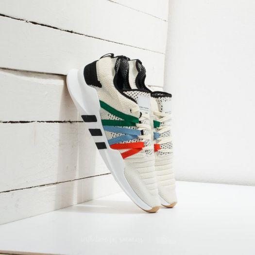 adidas EQT Racing ADV Primeknit W Cream White Bold Orange Core Black   Footshop