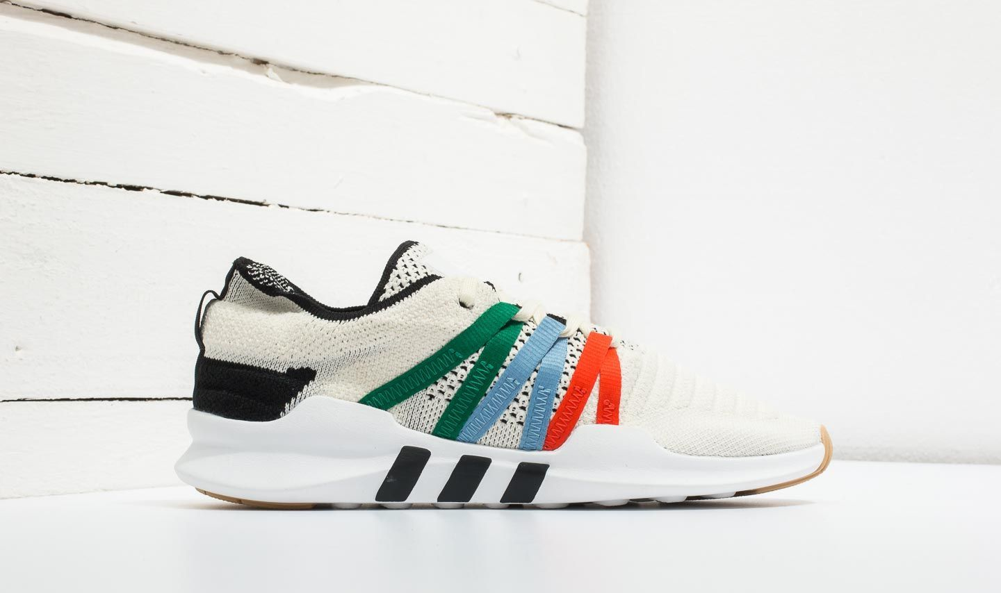 promo code bb29a fc88c adidas EQT Racing ADV Primeknit W Cream White Bold Orange Core Black au  meilleur