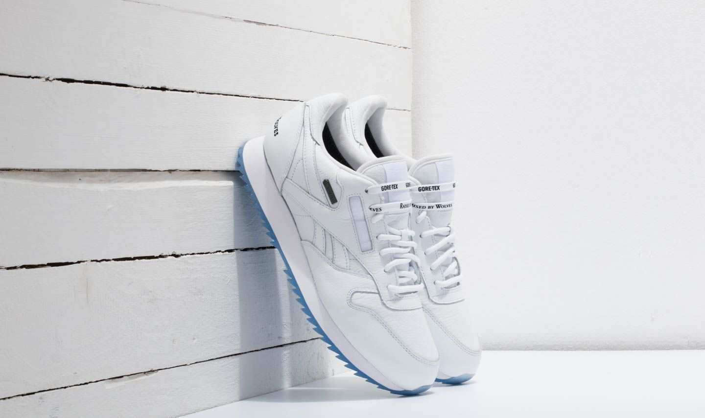 Reebok x Raised by Wolves Classic Leather Ripple Gore-Tex