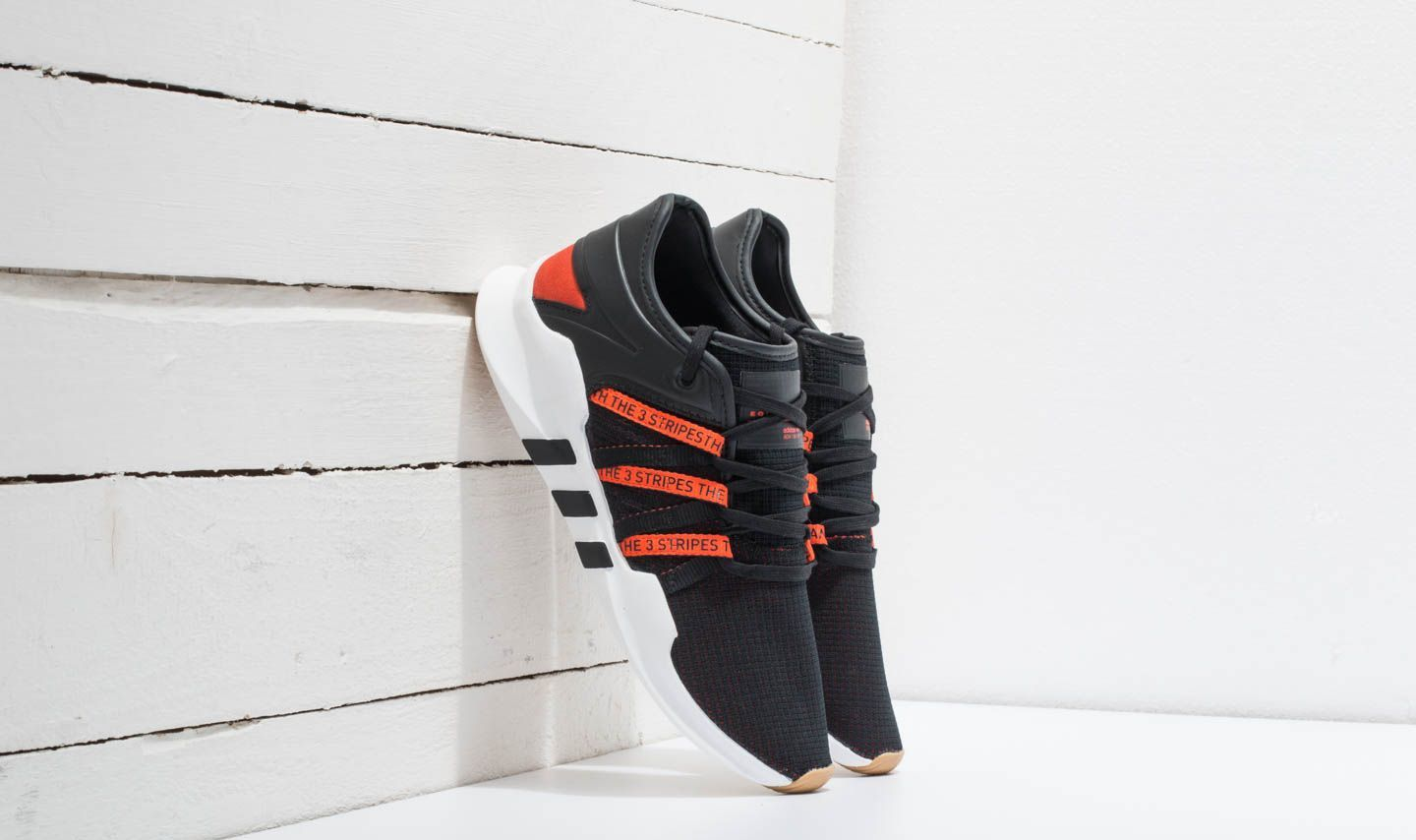 91d6acc57f46 adidas EQT Racing ADV W Core Black  Bold Orange  Ftw White at a great