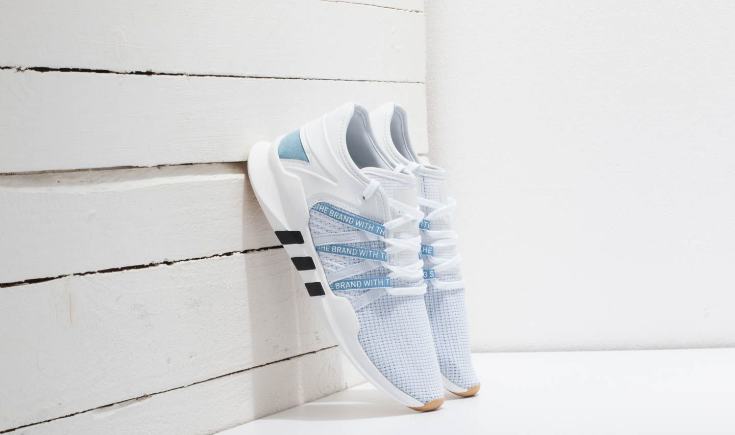 adidas EQT Racing ADV W Ftw White/ Ash Blue/ Core Black