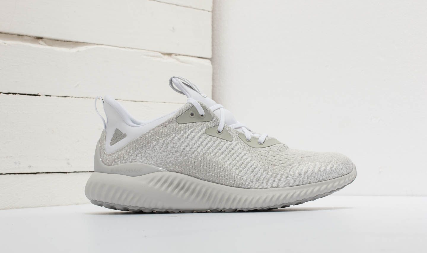 c715736527ed adidas Alphabounce EM Ftw White  Silver Metallic  Off White at a great  price 77